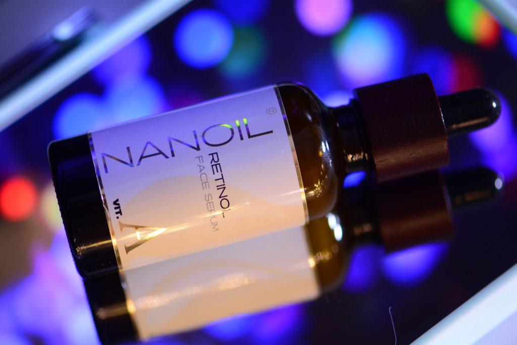 Nanoil o sérum facial de retinol mais bem cotado